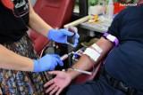 Oddali krew, by pomóc potrzebującym. W sumie zebrali jej ponad 8 litrów!