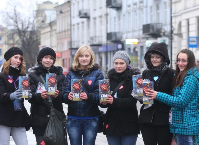 Wolontariusze WOŚP w Piotrkowie w styczniu ruszą na ulice