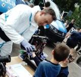 Policjant ze Sztumu w gronie dawców komórek szpiku kostnego - może uratować życie genetycznemu bliźniakowi