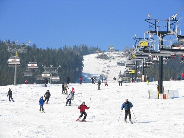 Stoki narciarskie mają być zamknięte od 28 grudnia do 17 stycznia