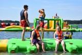 SKORZĘCIN: MEGA atrakcja na Jeziorze Niedzięgiel - największy park wodny w Polsce [GALERIA]
