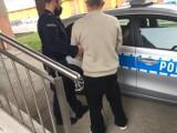 Nożownik z Błaszek podejrzany o zabicie żony trafił do aresztu ZDJĘCIA