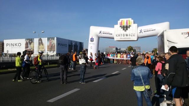 PKO Silesia Marathon 2015