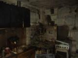 Wybuch gazu w domu! Kobieta poparzyła dłonie