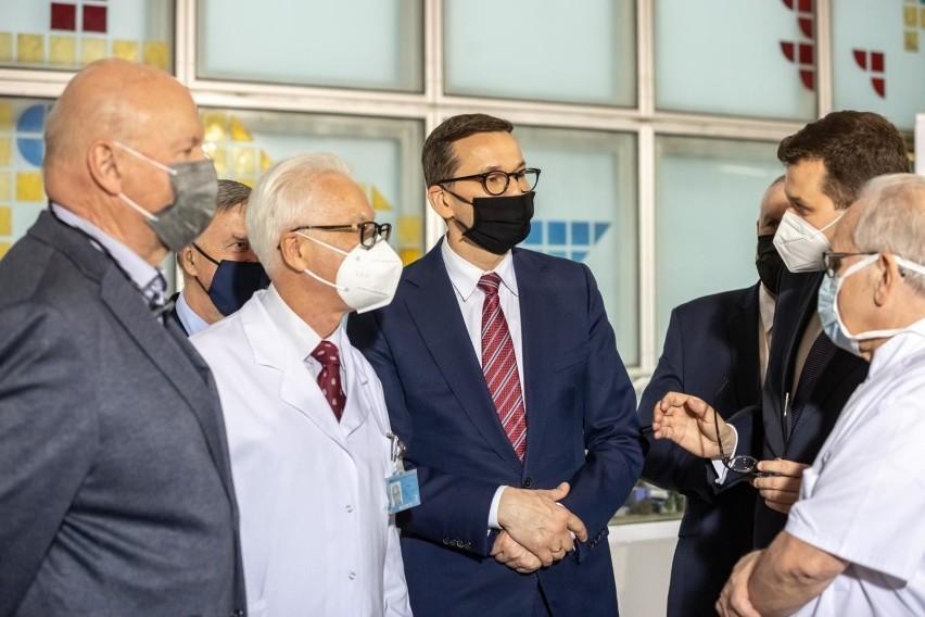 Premier Morawiecki podejmie decyzję o odwołaniu stanu...