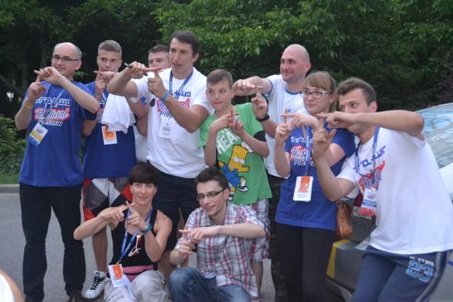 Tratwa - festiwal w Pleszewie