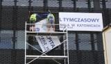 Demontaż szpitala tymczasowego w MCK w Katowicach. Ostatni pacjenci opuścili go 31 maja. Zobacz ZDJĘCIA