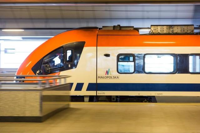 Od 2 sierpnia zapłacimy więcej za podróże pociągami po Małopolsce