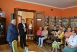 Pruszcz Gdański: O demokracji i wyborach w '89. Spotkanie z Aleksandrem Hallem [ZDJĘCIA]