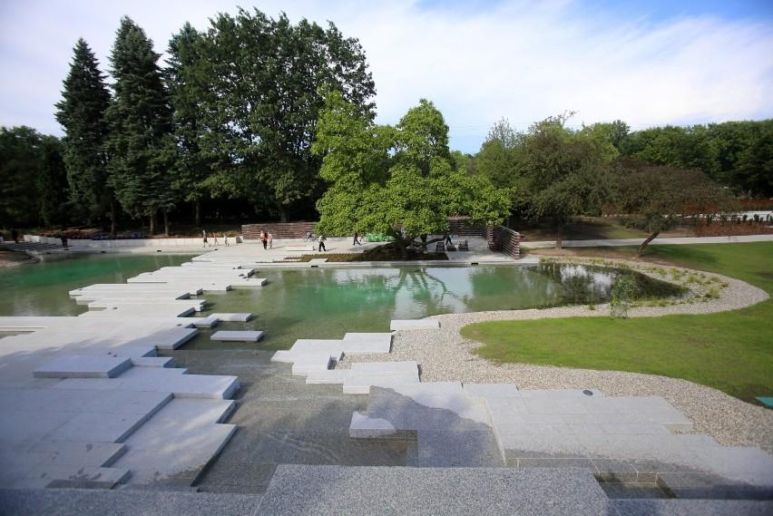 12 czerwca, odbyło się oficjalne otwarcie Ogrodu Japońskiego...