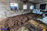 Fabryka nielegalnych papierosów w powiecie żnińskim. Trzy osoby zatrzymane [zdjęcia, wideo]