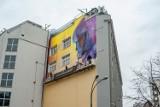 Cyberpunk 2077: na Brackiej pojawił się mural promujący grę