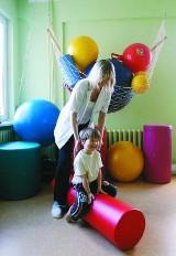 Rehabilitacja dzieci na dwie zmiany