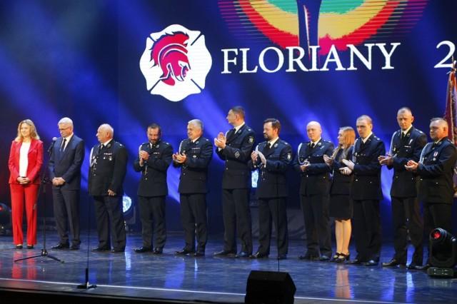 Floriany 2019: strażackie Oscary zostały rozdane podczas uroczystej Gali Finałowej w Otrębusach
