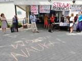 Studenci protestują na Uniwersytecie Gdańskim. Proszą o wegański catering i... gry. Internauci oburzeni