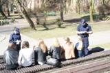 Żory: Dzień wagarowicza i akcja policji