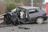 Wypadek na S3. Nie żyje jedna osoba. Utrudnienia na drodze [ZDJĘCIA]
