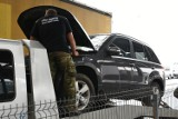 Strażnicy graniczni odzyskali dwa skradzione auta warte 90 tys. zł