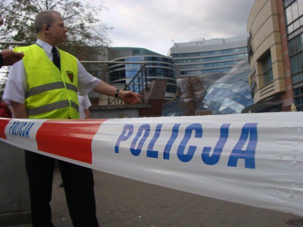 Ewakuacja W Złotych Tarasach Zakończona Policja Nie