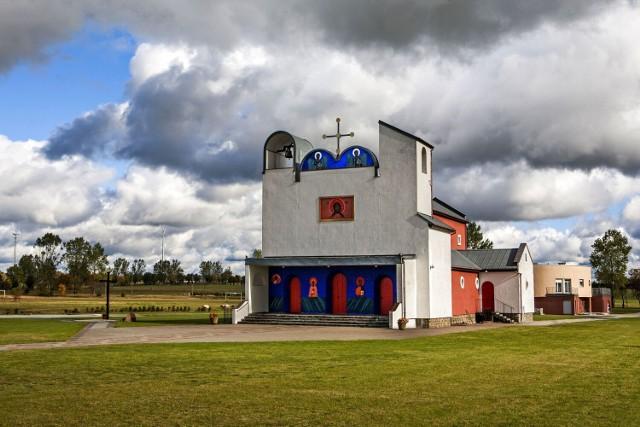 Cerkiew greckokatolicka w Białym Borze