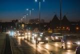 Dwa groźnie wyglądające wypadki w Gdańsku! 26/27.08.2021 r. Nikt nie został ranny. Opady deszczu nie sprzyjały brawurze