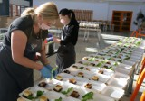 Przygotowali śniadanie wielkanocne dla zagranicznych studentów ZDJĘCIA