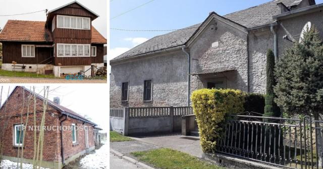 """Na jaką nieruchomość możecie sobie pozwolić w cenie od 53 do 99 tysięcy złotych? Znajdziecie tutaj zarówno domy jednorodzinne często ze sporymi działkami, jednak zazwyczaj do remontu, jak i domki letniskowe.   Oferty pochodzą z serwisu otodom.pl - każdego budynku prezentujemy po dwa zdjęcia.   Kliknij w """"zobacz galerię"""" i sprawdź te oferty >>>"""