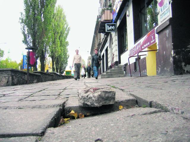 Stan ulicy pod twoim domem jest fatalny? Zgłoś to do urzędu miasta