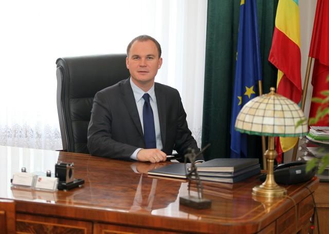 Dawid Kostempski - kandydat PO na prezydenta w listopadowych wyborach