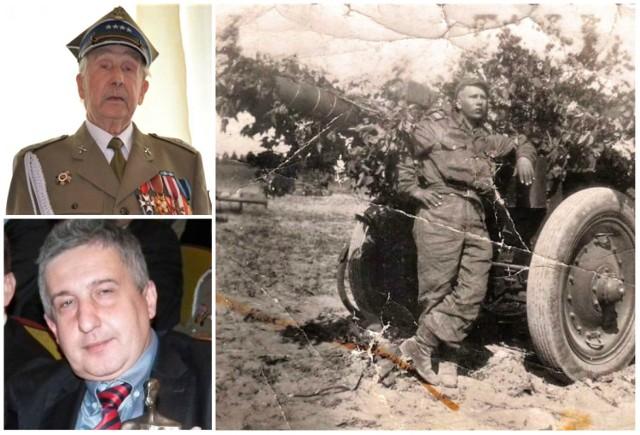 Dariusz Bohatkiewicz chętnie wspomina historię wojenną swojego dziadka śp. kpt. Władysława, żołnierza 47. Pułku Artylerii Haubic Wojska Polskiego