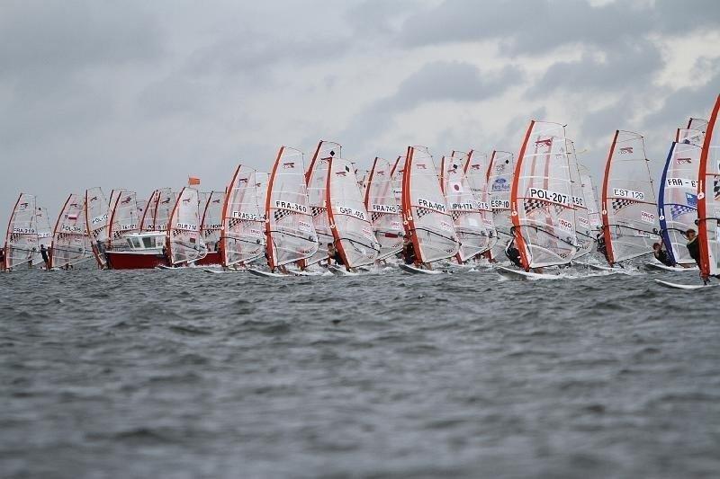 Szturwał Kalisz Na Mistrzostwach świata W Windsurfingu Zdjęcia