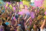 Festiwal Kolorów na powitanie lata w Pleszewie... Tak bawiliśmy się ostatnio