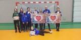 Pantery Sierakowice zagrały dla WOŚP w Tucholi