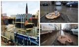 """Activ Investment chwali się postępami przy budowie Novej Mikołowskiej. O kasztanowcach ani słowa. Do tej pory słowo """"przepraszam"""" nie padło"""