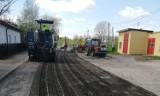 Powiat grudziądzki. Rozpoczęto remonty dróg powiatowych. Sprawdź które drogi zostaną wyremontowane w 2021 roku [zdjęcia]