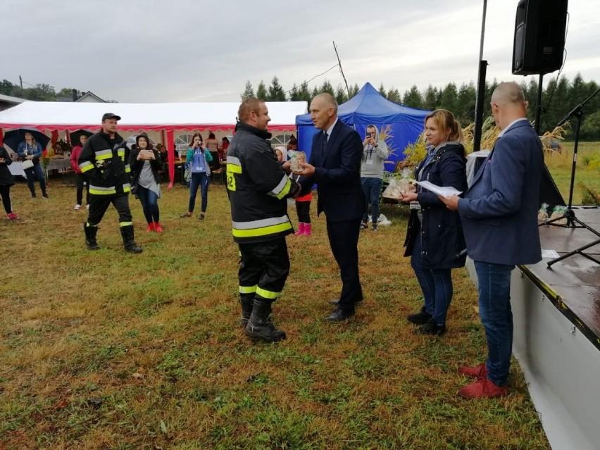 Rajd Traktorów 2019 w Pławiu (gmina Dąbie)