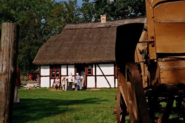 Skansen w Klukach to ostoja zapomnianych tradycji Słowińców