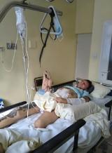 Michał stracił nogę w tragicznym wypadku. Bardzo potrzebuje wparcia!