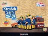 """Wyjątkowy Filmowy Poranek w bydgoskim """"Heliosie"""". Dzieci będą mogły zwiedzić wóz strażacki!"""