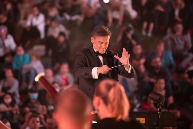 Narodowa Orkiestra Dęta pod dyrekcją Mariusza Dziubka