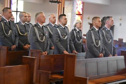 Września: Uroczysta zbiórka Policji z Komendy Powiatowej [PODSUMOWANIE, FOTO]