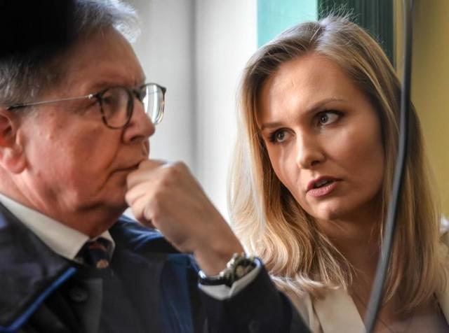 """""""Zabiłbym wszystkich Polaków!"""" - mówił Hans G. - właściciel firmy w Dębogórzu (gmina Kosakowo). Nagrała go Natalia Nitek-Płażyńska (na zdjęciu)"""