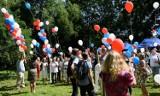 Piła. Obejrzyjcie na zdjęciach jak trzy lata temu pilanie i Francuzi wypuścili w powietrze balony