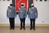 """Policja Gniezno. List Gratulacyjny od """"Kapituły Kryształowej Gwiazdy"""" dla sierż. Mikołaja Sołtysika"""