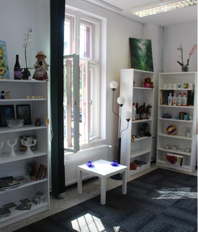 W Gdańsku powstał sklep charytatywny PCK. W asortymencie są artykuły wyposażenia wnętrz, dekoracje oraz upominki.