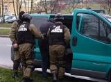 Pogranicznicy rozbili grupę przestępczą zajmującą się przemytem (WIDEO)