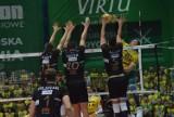 Aluron Virtu CMC Zawiercie - Trefl Gdańsk 0:3. Kibice znów bez powodów do radości ZDJĘCIA