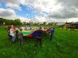 Piknik rodzinny w Szczecinku. Świetna zabawa, dopisały humory [zdjęcia]