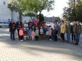 Kolejne serce na plastikowe nakrętki powstało w Krotoszynie.Jest ono wyrazem naszego działania w szczytnym celu- mówią przedstawiciele OPS-u