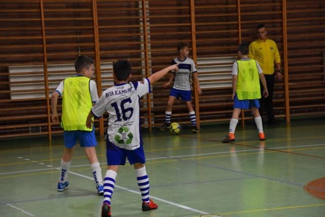 Turniej Halowej Piłki Nożnej z okazji 75. rocznicy wyzwolenia Dolska
